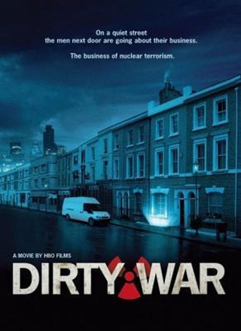 Dirty War Poster
