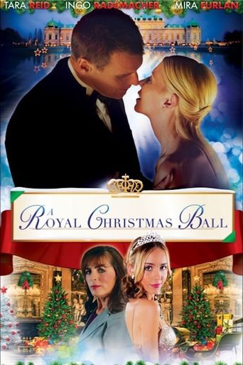 A Royal Christmas Ball Poster