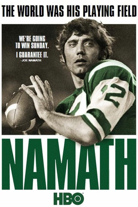 Namath Poster
