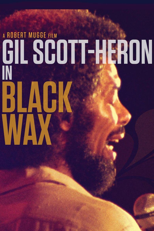 Black Wax Poster