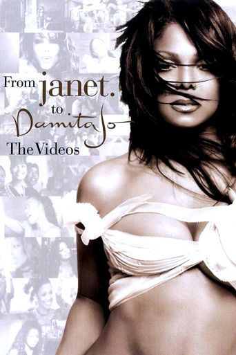 Janet Jackson: From Janet. To Damita Jo: The Videos Poster