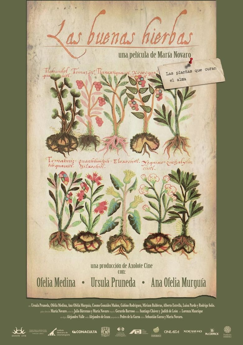 The Good Herbs Poster