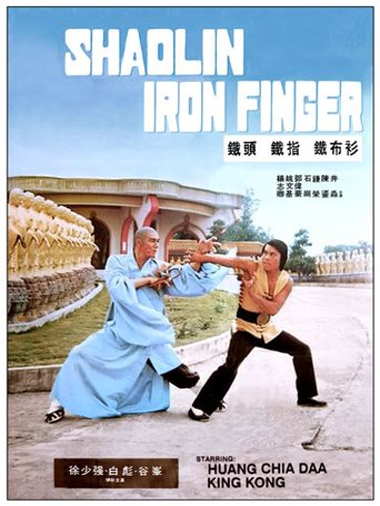 Shaolin Iron Finger Poster