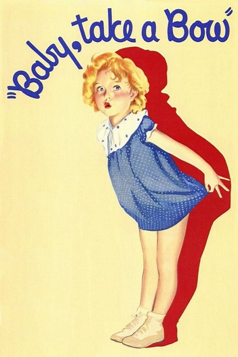 Baby, Take a Bow Poster