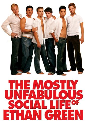 The Mostly Unfabulous Social Life of Ethan Green Poster