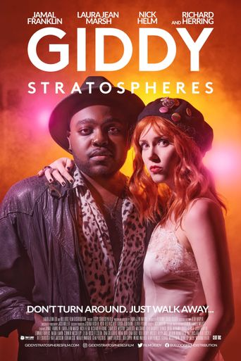 Giddy Stratospheres Poster