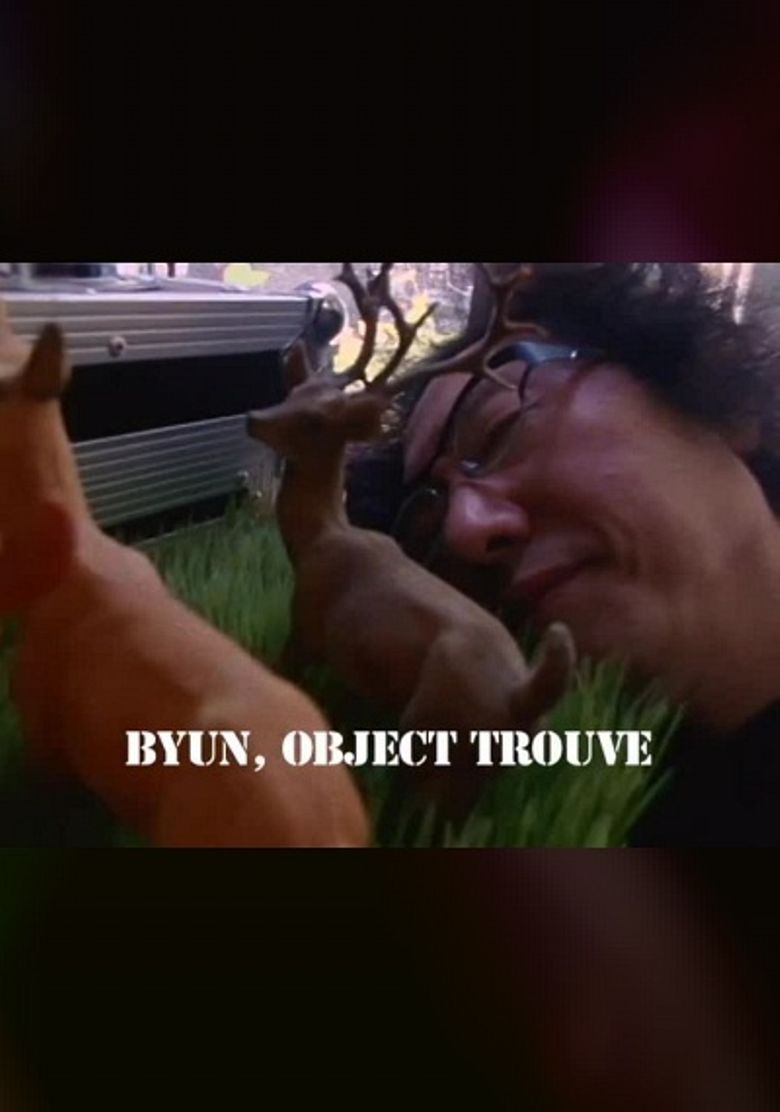 Byun, Object Trouve Poster