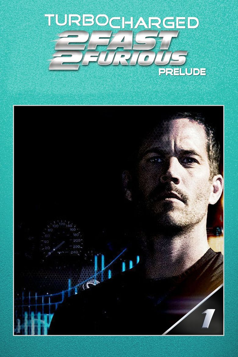 Turbo Charged Prelude To 2 Fast Furious Poster