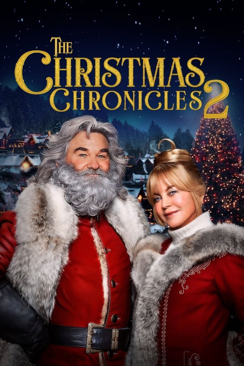 The Christmas Chronicles: Part Two Poster