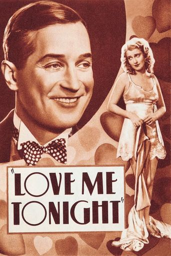 Love Me Tonight Poster