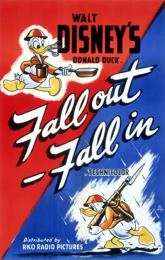 Fall Out - Fall In Poster