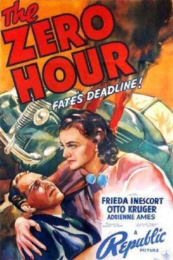 The Zero Hour Poster