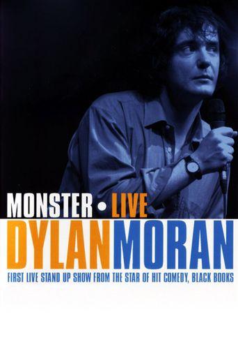 Dylan Moran: Monster Poster