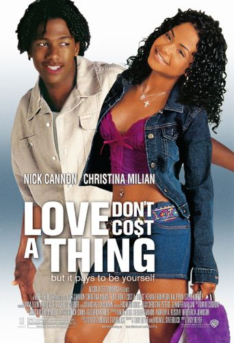 Love Don't Co$t a Thing Poster