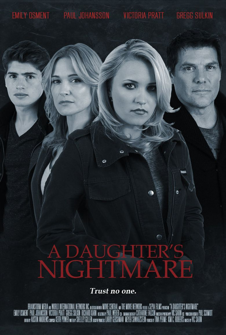A Daughter's Nightmare Poster