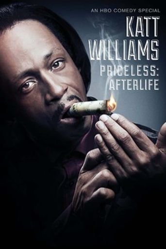 Katt Williams: Priceless: Afterlife Poster