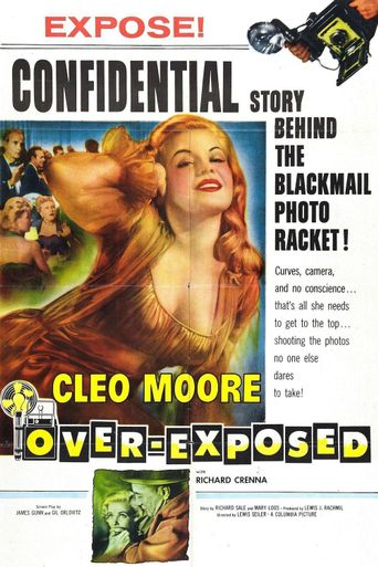 Over-Exposed Poster