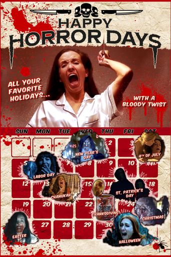 Happy Horror Days Poster