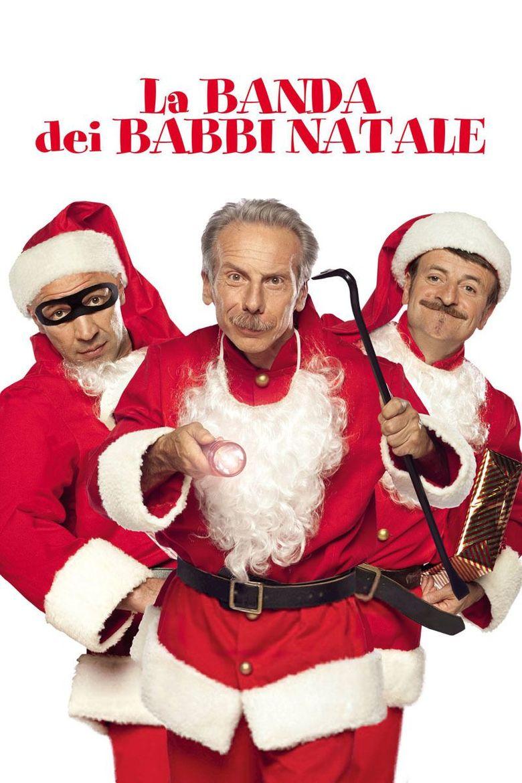 The Santa Claus Gang Poster