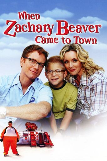 When Zachary Beaver Came to Town Poster