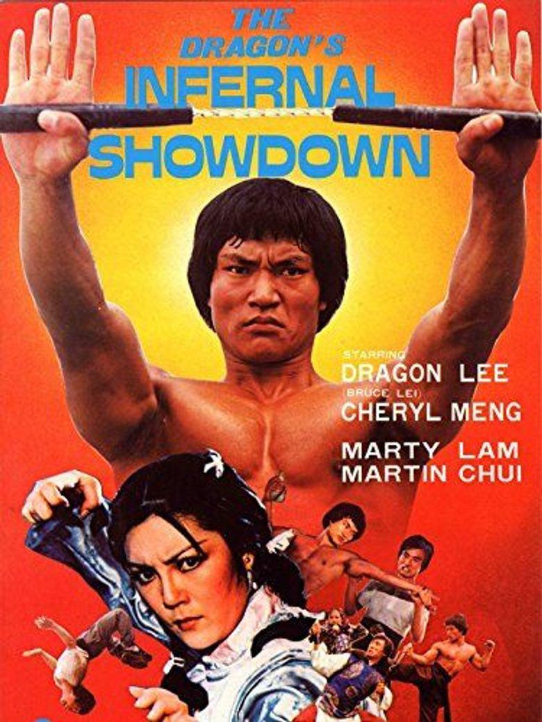 The Dragon's Infernal Showdown Poster