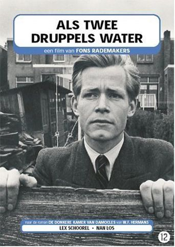 Like Two Drops of Water Poster