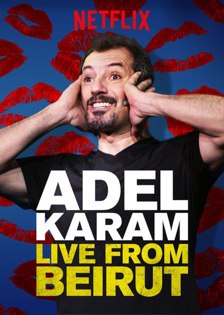 Adel Karam: Live from Beirut Poster