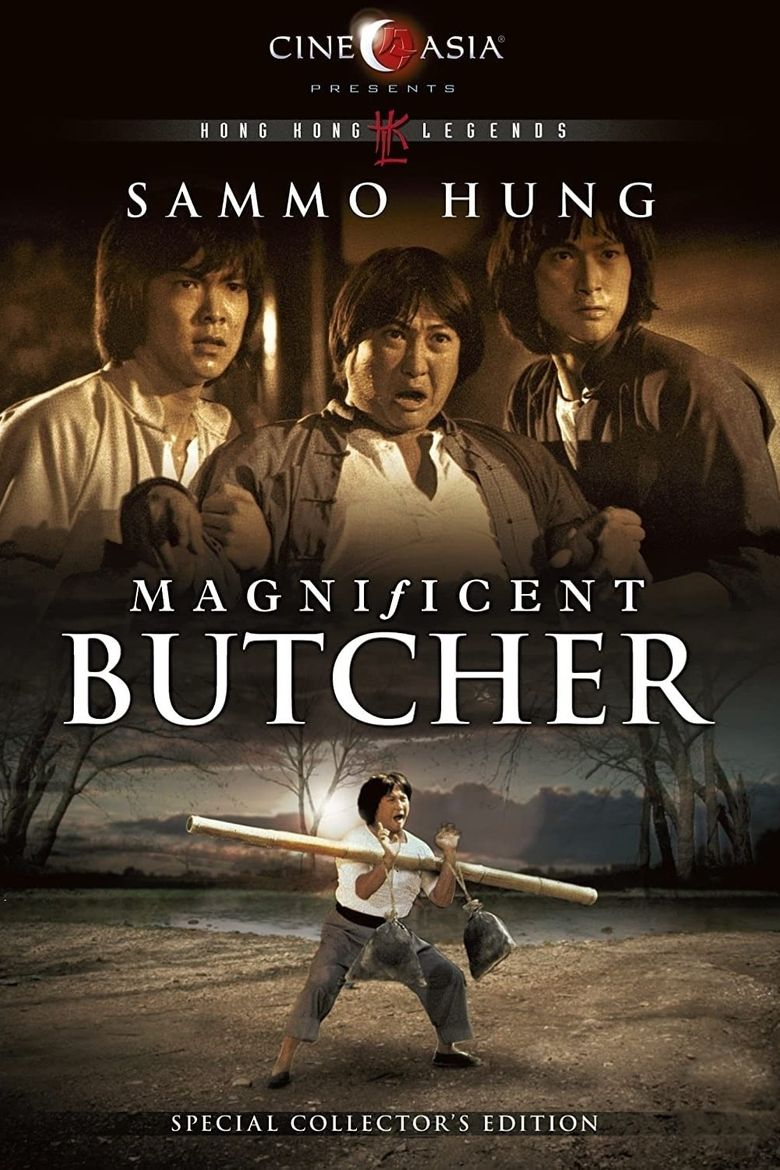 The Magnificent Butcher Poster