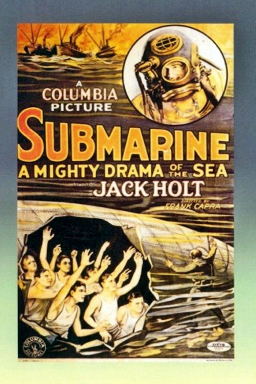 Submarine Poster