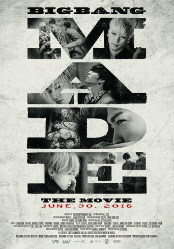 BIGBANG MADE Poster