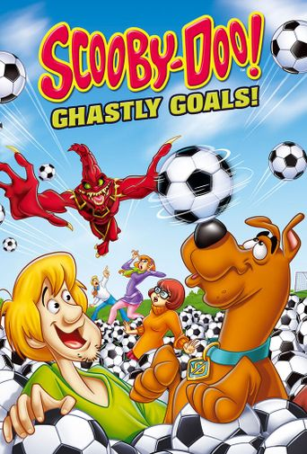 Scooby-Doo! Ghastly Goals Poster