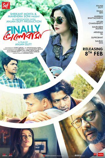 Finally Bhalobasha Poster
