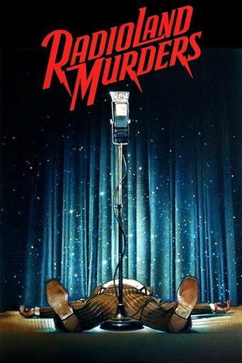 Radioland Murders Poster
