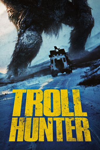 Troll Hunter Poster