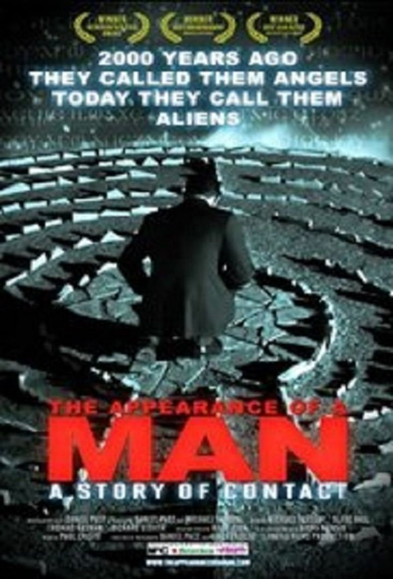 The Appearance of a Man Poster