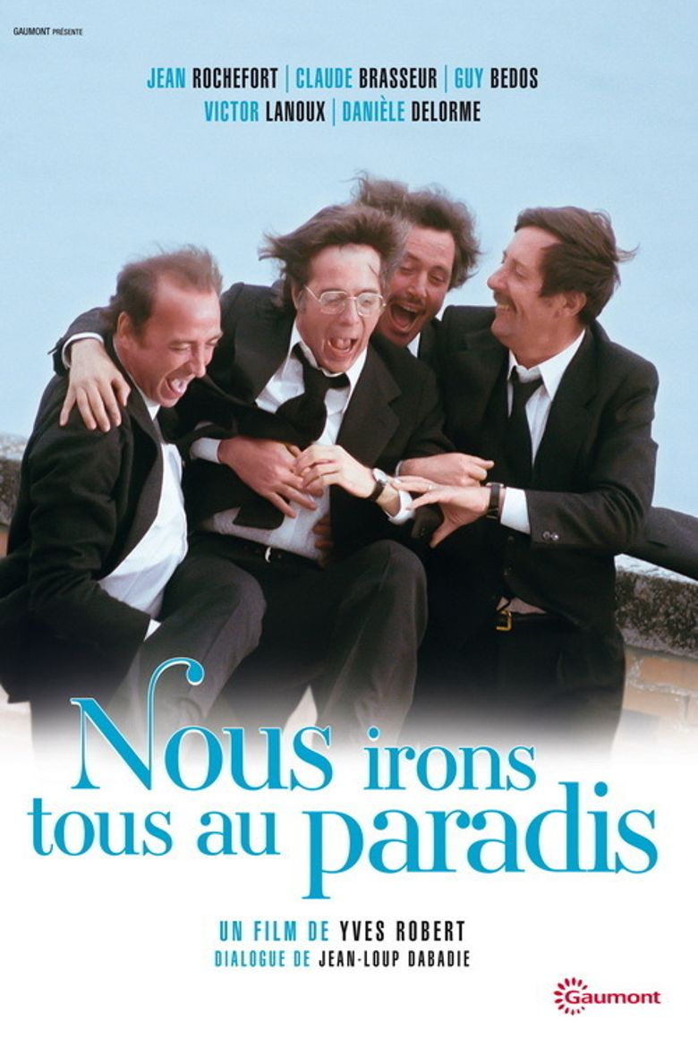 We Will All Meet in Paradise Poster