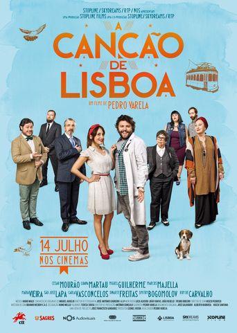 A Canção de Lisboa Poster