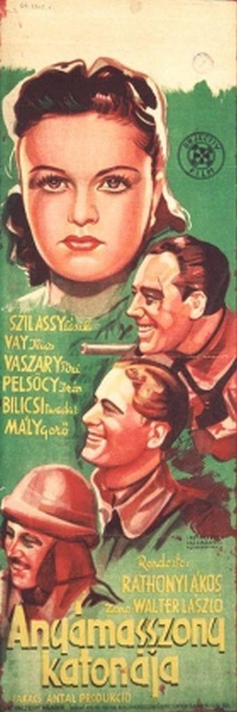 Anyámasszony katonája Poster