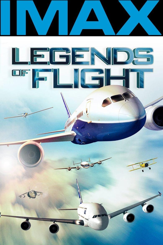 Legends of Flight Poster