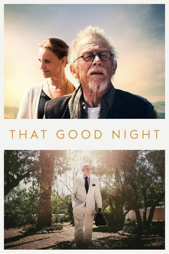 That Good Night Poster