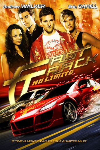 Fast Track: No Limits Poster