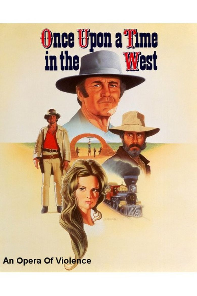 Once Upon a Time in the West: An Opera of Violence Poster