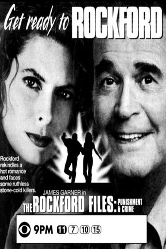 The Rockford Files: Punishment and Crime Poster