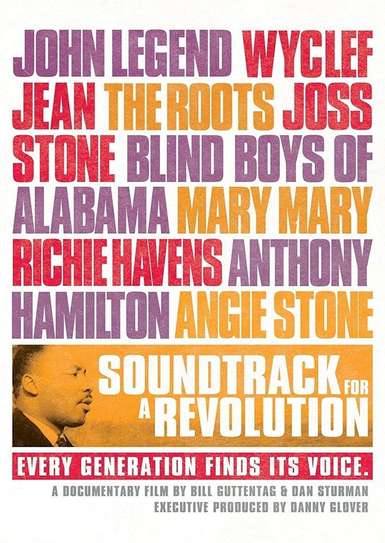 Soundtrack for a Revolution Poster