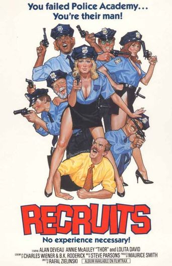 Recruits Poster