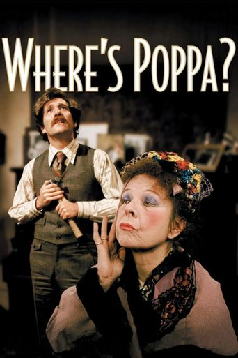 Where's Poppa? Poster
