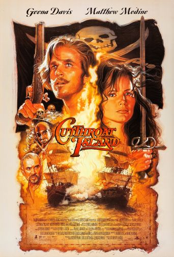 Watch Cutthroat Island