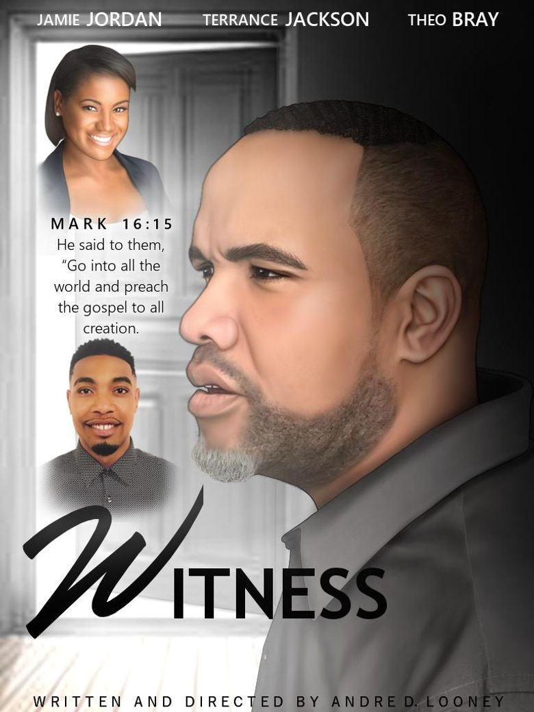 Witness Movie Poster