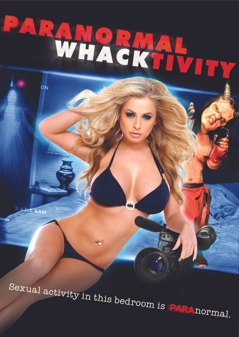 Paranormal Whacktivity Poster