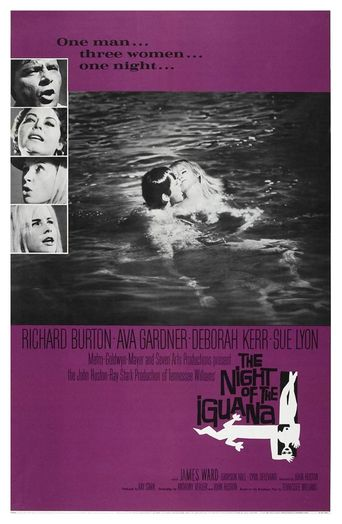 Watch The Night of the Iguana